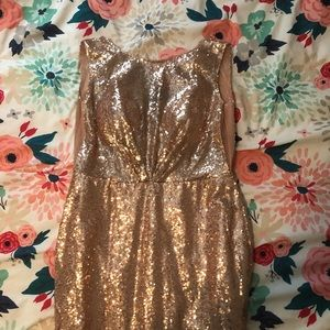 Women's prom/pageant/bridesmaid dress